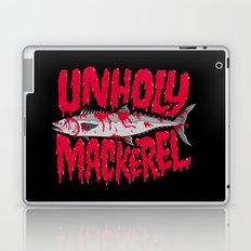 UNHOLY MACKEREL Laptop & iPad Skin