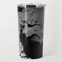 Rosetta's comet descent Travel Mug