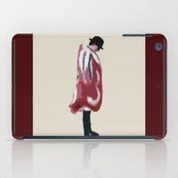darwin iPad Cases featuring Little Darwin by Leah Moloney
