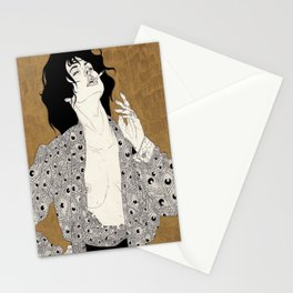 Come On (She Make Me Kill Myself) Stationery Cards