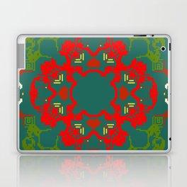 CA Fantasy Green New Year #3 Laptop & iPad Skin