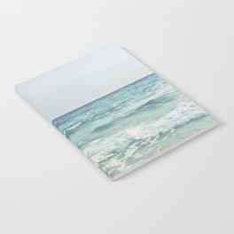 Ocean Crashing Waves Notebook