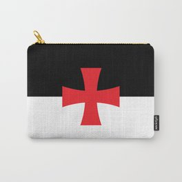 Knights Templar Flag Carry-All Pouch