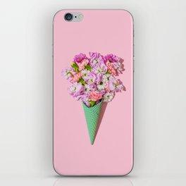 Flower Flurry I iPhone Skin