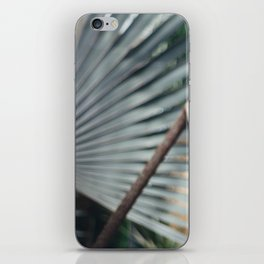 Palm Abstract iPhone Skin