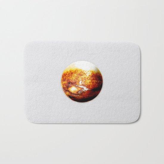 Element: Fire Bath Mat