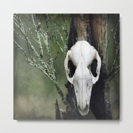 Warden of the Woods Metal Print