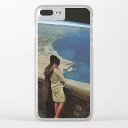 Love Panorama Clear iPhone Case