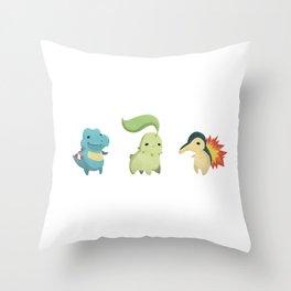 STARTERS #2 Throw Pillow