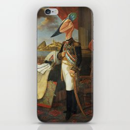 The Tyrant Tupuxuara iPhone Skin
