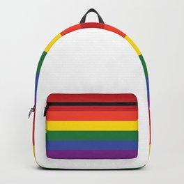 Gay Flag Backpack