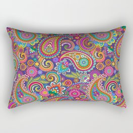 Art colour color new hot 2018 style artist colourful coloring colourng collection support rb vintage Rectangular Pillow