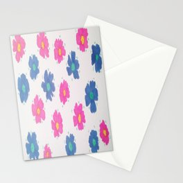 Spring Blooms Stationery Cards