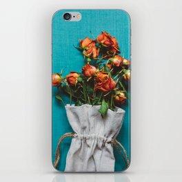 Bouquet iPhone Skin