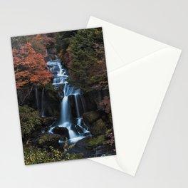 Ryuzu Falls Stationery Cards