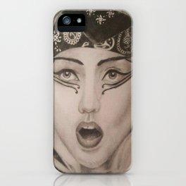 Ga Ga  iPhone Case