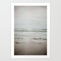Dark Tides Art Print