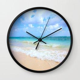 Beach Wall Clock