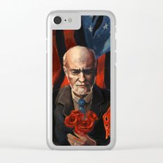 Death of a Salesman Clear iPhone Case