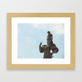 Originality Framed Art Print