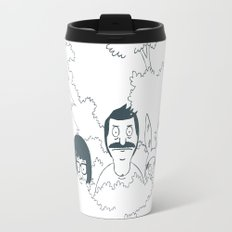 Belchers behind bushes Travel Mug
