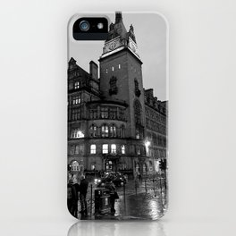 Glasgow Central iPhone Case