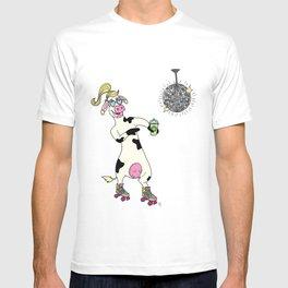 Disco Cow T-shirt
