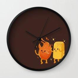 friday night!  Wall Clock