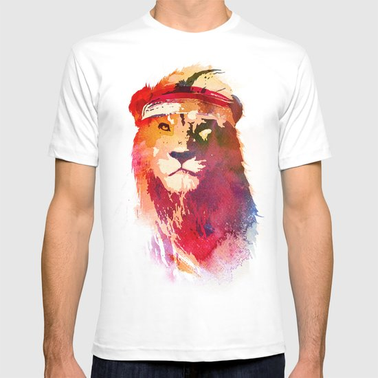 Gym Lion T-shirt