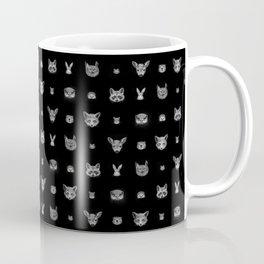 WOODLAND ANIMAL print Coffee Mug