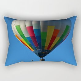 Up Up In The Air Rectangular Pillow