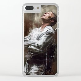 Il Dottore Clear iPhone Case