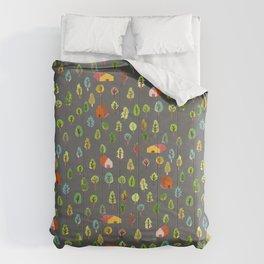 Spring Woods Comforters