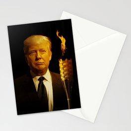 POTUS Trump's Guiding Light. Stationery Cards
