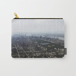 Manhattan From The Sky Carry-All Pouch