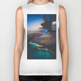 the air up there Biker Tank