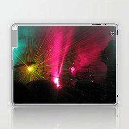STRFCKR concert lasers Laptop & iPad Skin