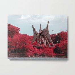 Alexander Calder Metal Print