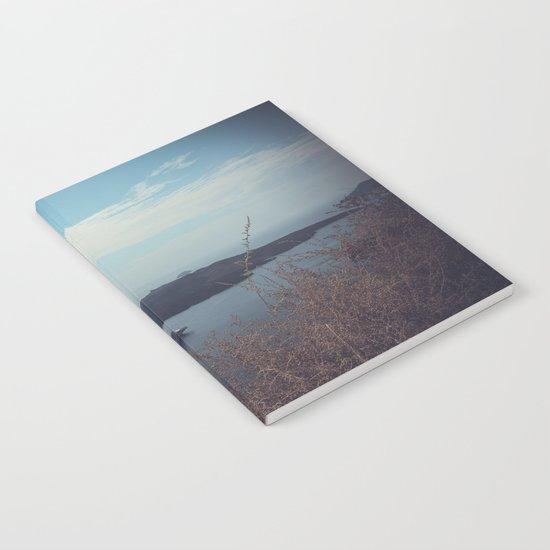Santorini, Greece 15 Notebook