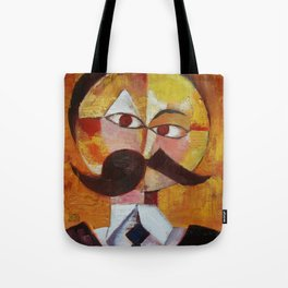 Friedrich Nietzsche Tote Bag