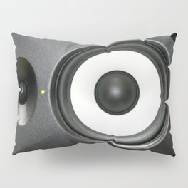 Loudspeaker Pillow Sham