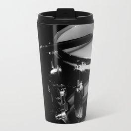 LIGHTLY BRUSHED Travel Mug