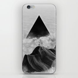 We never had it anyway iPhone Skin