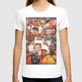 Mac Miller rapper T-shirt