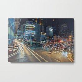 Bangkok 51 Metal Print