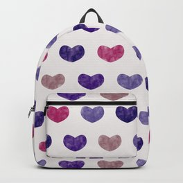 Cute Hearts VIII Backpack