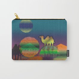 Pop Camel Carry-All Pouch