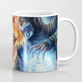 MK Game Logo Coffee Mug