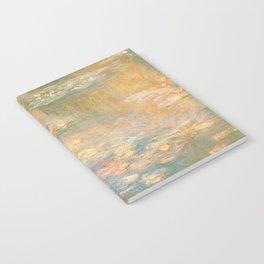 Water Lilies Claude Monet 1908 Notebook