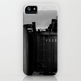 Padstow Containers iPhone Case